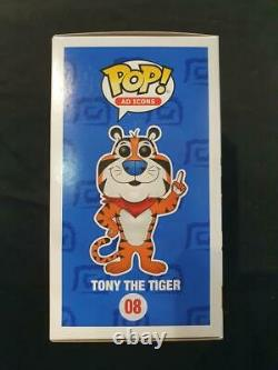 RARE Tony The Tiger LE3000 Funko Pop Vinyl New in Mint Box + Protector