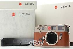RARE UNUSED Japan model IN BOX Leica M6 Titanium 0.72 TTL 35mm Rangefinder 728