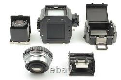 RARE! UNUSED in BOX Zenza Bronica S2A S2 A Black Final Late Model From JAPAN