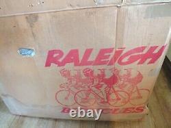 Raleigh Super Grifter Nos In Box Chopper Era Super Rare 1982(15821) Read Listing