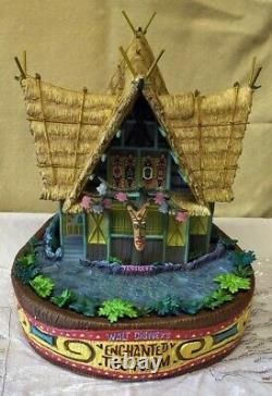 Rare 2004 Disneyland Enchanted Tiki Room Big Fig Limited Edition New In Box