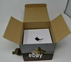 Rare Staub Jacques Pepin Brass Chicken Knob New With Box