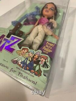 Rare Yasmin Bratz Fashion Doll First Edition New In Box MGA (2001)