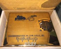 Rockford Fosgate Punch 45 amplifier cover amp shroud new in box! GOLD COVER! RARE