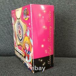 Sailor Moon Moonlight Memory Star Music Box Gold ver. BANDAI Rare Jp