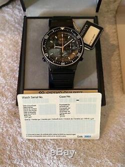 Seiko Vintage Watch 7a38-7080 Nos Rare Box Sport 100 1984 80s