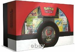 Shining Legends Super Premium Ho-Oh Collection Box New & Sealed Pokemon TCG