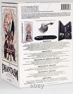 The Phantasm Sphere Collection (Blu-ray Region A, 1) NEW SEALED