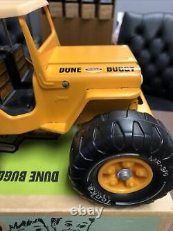 Tonka 1970-71 No. 2445 Jeep Dune Buggy Rare Yellow In Box Super Nice