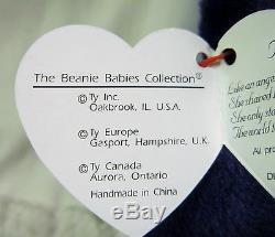 Ty Beanie Babies Original Princess Diana MWMT in a Box RARE Misspelled ST