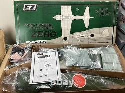 VTG RARE EZ ZERO Sports Aviation Co. LTD In Box RTF ARF COMPLETE Scale RC KIT