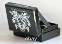 Very Rare Collectible Twilight Saga New Moon Without You 2 Piece Ring Set In Box
