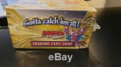 Wizards Of The Coast New And Sealed Pokemon Neo Genesis 1st Edition Booster Box