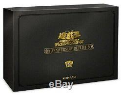 Yu-Gi-Oh YuGiOh 20th ANNIVERSARY DUELIST BOX CG1604 CG 1604 4988602171228