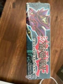 Yu-gi-oh! Legend Of Blue Eyes White Dragon Sealed Booster Box! Us-print! Rare