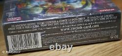 Yugioh Metal Raiders Booster Box MRD Factory Sealed RARE (Unlmtd ed) Europe