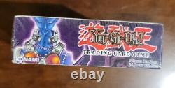 Yugioh booster box 1st edition Labyrinth of Nightmare sealed! Extremely Rare