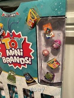 Zuru 5 Surprise Toy Mini Brands Whole Box (44 Balls) Factory Sealed Super Rare