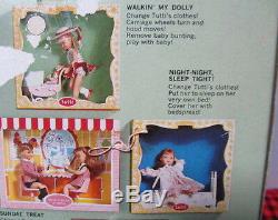 1966 Rarissime Vtg. Tuttiboxed Setnight Nuit Sleep Tight3553new + Mint