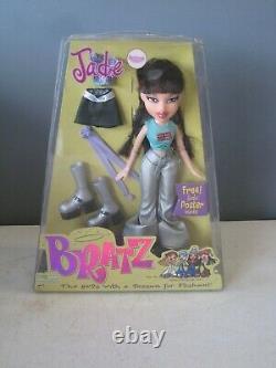 2001 Bratz Jade Doll Nouveau Dans La Boîte Nrfb 2e Édition Rare