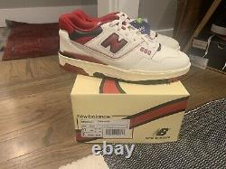 Aime Leon Dore X New Balance P550 Basketball Shoe Red Size 11 New In Box Ds Rare