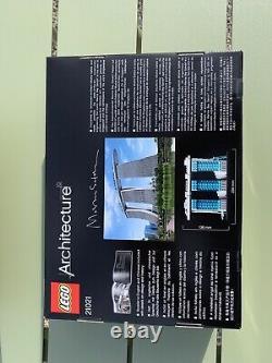 Architecture Lego Marina Bay Sands 21021 En Pochette De Presse Rare Nouvelle Scellée