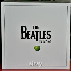 Audiophile Beatles Mono #14 Lp X 180g + 108 Pages Hardbook Rare Box Set Ed. Nouveau