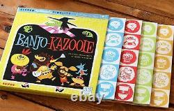 Banjo-kazooie Jeu Vidéo Vinyl Record Soundtrack Box Set 4xlp Official Rare
