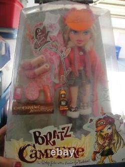Bratz Campfire Collection Cloe Flambant Neuf Dans La Boîte N'a Jamais Ouvert Rare