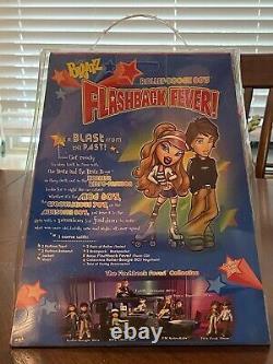 Bratz Flashback Fever Yasmin 80's Roller-boogie Doll Nouveau Dans La Boîte Rare