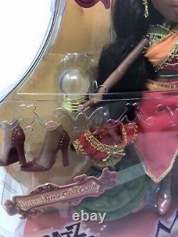 Bratz Génie Magique Sasha 2006 Nouveau Dans La Boîte Scellée Rare