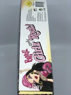 Bratz Girlz Vraiment Rock Jade Punk Rock Rebel Htf Rare Toy Smg Nouveau Dans La Boîte