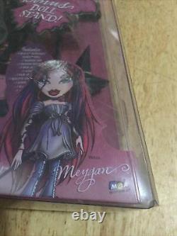 Bratz Midnight Dance Meygan Doll Nouveau Dans La Boîte Scellée Avec Les Étiquettes Goth Nrfb