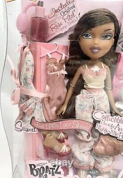 Bratz Rare Nighty Nite Sasha Doll 1ère Édition Nouveau Jouet De L'année En Boîte Scellée