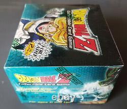 Dbz Dragon Ball Z Tcg Cell Score Saga Factory Sealed Booster Box 36 Packs Rare
