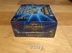 Digimon Digi-battle Card Game Series 1 Sealed Booster Box Super Rare