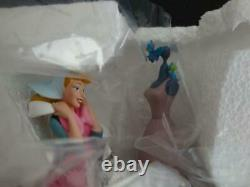 Disney Store Rare Robe Cendrillon Faire Globe De Neige -nouveau Dans La Boîte