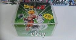 Dragonball Z Ccg Booster Box Frieza Saga Édition Limitée Extrêmement Rare