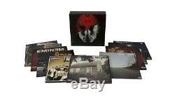 Eminem 10 Album Vinyle Lp Box Set Rare, Véritable Et Unopened Aftermath