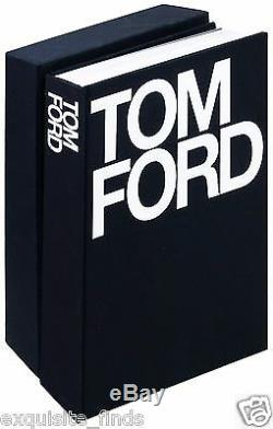 Extrêmement Rare! Tom Ford Pour Fiche D'argent Gucci Taille Set Queen Nouveau Dans La Boîte