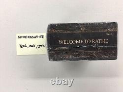 Flesh And Blood Bienvenue À Rathe Alpha Imprimer Booster Box Usine Scellé