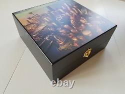 Foo Fighters Sonic Highways Box Set Limited Rare New York Vinyle