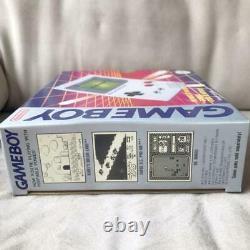 GB Game Boy Boîte Rare Brand New Jamais Utilisé