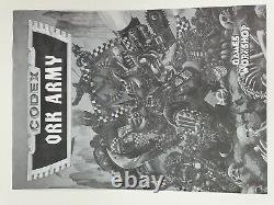 Gw Warhammer 40k Space 2nd Edition Army Deal Box (contenu Scellé) Oop Nib Rare