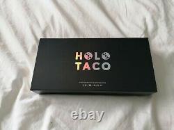 Holo Taco Boîte De Collecte De Lancement D'origine (boîte Uniquement)