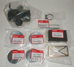 Honda Ct70 Ct 70 St70 New Air Box Kit Rare Vintage Oem 17221-098-010b Et Pièces Détachées