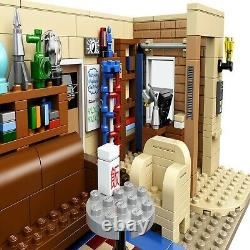Idées Lego 21302 The Big Bang Theory Retiré Rare Article Le Meilleur Prix Raisonnable