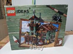 Idées Lego Old Magasin De Pêche (21310) Nouveau Dans La Boîte Rare Set