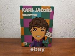 Karl Jacobs Youtooz #228 Rare In Hand Prêt À Expédier Épuisé Smp Mr. Best