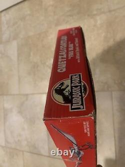 Kenner 1993 Park Jurassique Quetzalcoatlus Pire Beak Misb Seled Box Très Rare